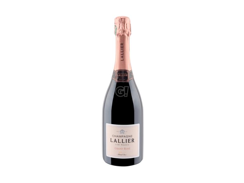Lallier Champagne Rosé Grand Rosé Grand Cru – GLUGULP! Champagne