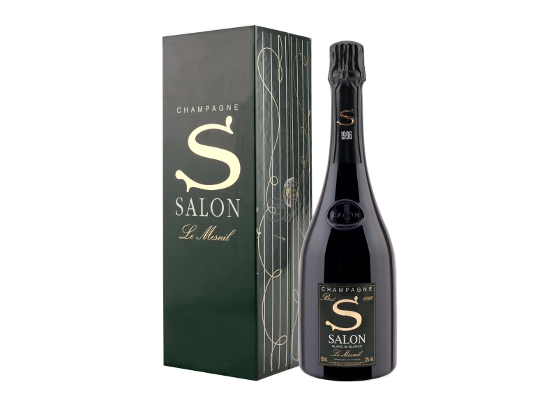 Salon Champagne Le Mesnil Edition 20 Years Vintage Grand Cru 1997 ...